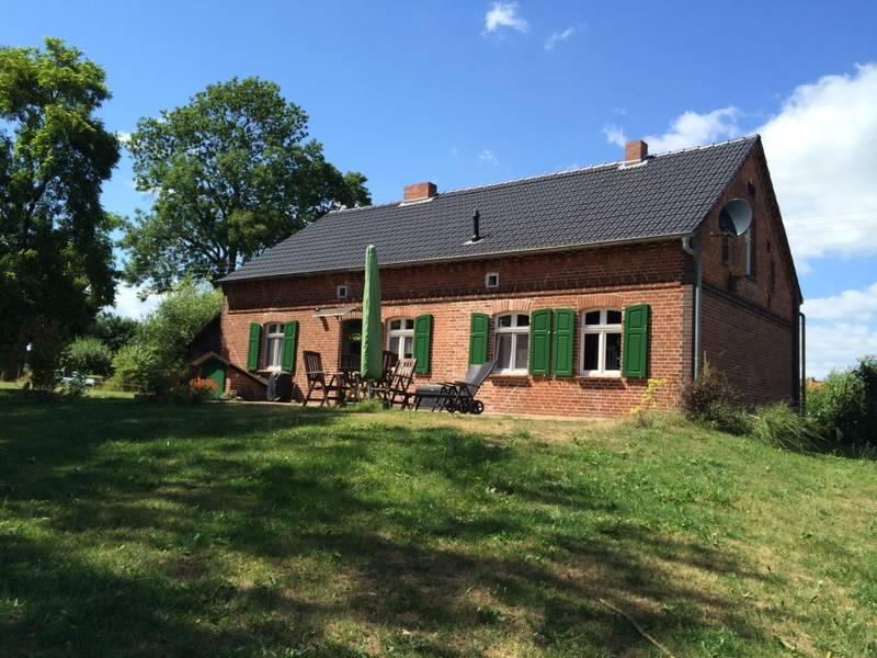 Ferienhaus & Ferienwohnung In Der Prignitz Urlaub An Der